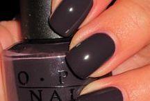 Nail It To The Wall, OPI / All about nail polish colors and nail care :)