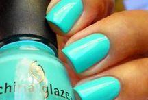 Nail It To The Wall, China Glaze / All about nail polish colors and nail care :)