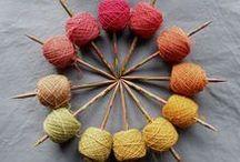 Inspiration couleurs / De jolie couleurs pour de jolies réalisations