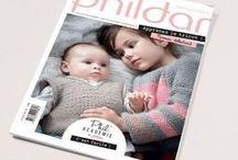 Catalogue 136 Collection Enfant-Layette / Modèles du catalogue 136 Enfant bébé layette Automne Hiver 2016
