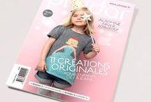 Catalogue 661 Créations originales / Modèle du catalogue 661 Enfant Automne Hiver 2017