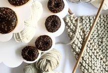 Nos combos favoris / Les plus jolis mariages avec le tricot et le crochet