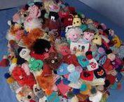 Petits bonnets Innocent / Tous les petits bonnet pour l'opération avec Innocent pour les Petits Frères des Pauvres