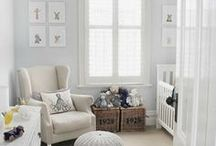 La déco de chambre de bébé / Idées de décoration pour une chambre de bébé