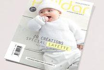 Catalogue 667 spécial layette / Modèle du catalogue 667 - Spécial Layette Enfant bébé printemps été  2017