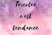 #TricotAttitude / Le tricot c'est une attitude