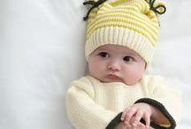 Modèles gratuits Restos du Cœur / Modèles gratuit pour l'opération Layette Restos bébé du Cœur