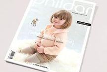 Catalogue 145 Automne Hiver 2017 / Modèle du catalogue 145 Automne Hiver Enfant