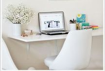 home office. / by Denise Nelson