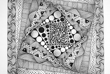 Tangled on Zentangle / by Abegaile Reyes Valencia