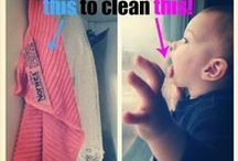 Cleaning Tips / Cleaning, norwex, non toxic cleaning
