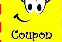 Coupons / by Mandi Yates
