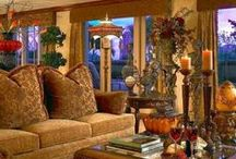 Design Ideas: Living Rooms / by Tara Rosaasen