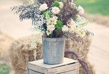 Rustic Weddings / by Alfred Angelo Bridal