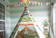 Lost Boys Play Room  / by Kendra Nielson