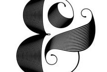 ampersand obsession. / by Denise Nelson