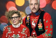 Ugly Christmas Sweaters / by Christmaholic.nl - kerst
