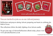 Celebrating Advent / We are on an Advent journey. You are invited to join us as we reflect on the hope of the world.