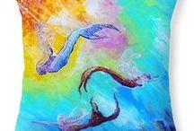 Mermaids / This board is for the love of Mermaids - beautiful, graceful creatures.  www.kauai-artist.net