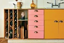 Kitchens / by Luisa Weiss