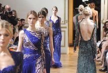 Couture Week (FW13) / Fashion Week Haute Couture, Fall Winter 2013/2014, Paris.