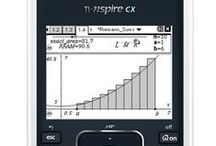 Calculus / Calculus lessons and tools to help you guide your students to understanding key math concepts with the power of TI technology. / by Texas Instruments Education Technology
