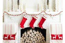 Kerst huiskamers / by Christmaholic.nl - kerst