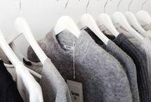 Grey Fashion Inspiration / Grey fashion inspiration