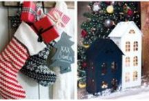 Kersttrends 2014 | Christmas trends 2014 / What are the christmas decoration trends for winter 2014? | Wat zijn de trends in kerstversiering voor kerst 2014? / by Christmaholic.nl - kerst