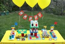 Lego Party Ideas.