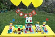 Lego Party Ideas. / by Tina Seitzinger