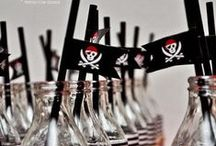 Pirate Party Ideas.