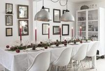 Christmas table / by Christmaholic.nl - kerst