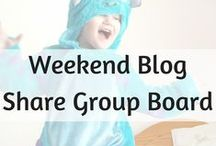 The Weekend Blog Share Group Board / A board for those joining in with the Weekend Blog Share to share their posts through the week. All bloggers welcome. Email vicky@smahoy.com to be added to the board.