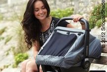 SnoozeShade for Infant Car Seats Deluxe