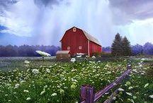 Maaseutu/Countryside