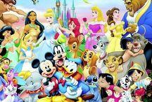 Disney (Thea) / Jeg elsker at se Disney.