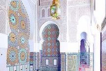 Morocco by SAINT CHIC / Places we need to visit.