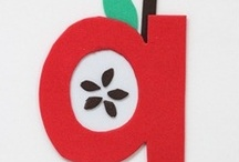 Letter Aa is for Apple, and... / Aa if for Apple, Alligator... and other A preschool activities.