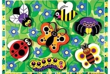 Bugs, Insects School Activities / Printable pages and inspiration for studying insects, bugs and more for the preschool and elementary set of students. (And books for mama to read as well for entertainment!)