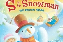 Ss is for Snowman