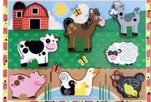Farm School Activities / Printable and inspiration for learning about farm animals for preschool and lower elementary.