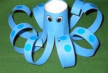 Letter Oo is for Octopus, and... / Teaching and learning activities and printables all aimed at learning the letter O.