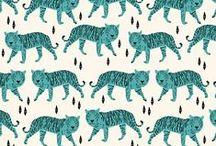 Andrea Lauren - Pattern Design