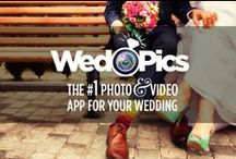 WedPics App / WedPics is the FREE photo sharing app for all of your wedding events. Available for iPhone, Android & Web! http://WedPics.com/