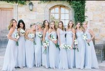 Bridesmaids / Your Bridesmaids want to look great too!  Here's a great starting point from dresses, shoes & accessories