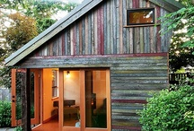 Little Cabin! / Tiny house wilderness style / by Christina M Simmons