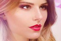 Makeup / by Ana Alessandra Hanson