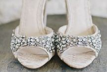 Wedding Shoes / Find the perfect wedding shoes for your big day!