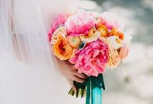 Wedding Bouquets / The bouquets that can bring it all together...